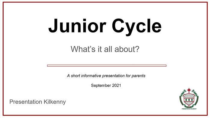 Junior Cycle.JPG