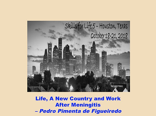 2018 SFL5 #09: Life, A New Country, & Work After Meningitis