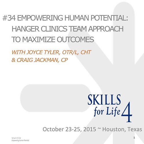 2015 SFL4 #34: Empowering Human Potential