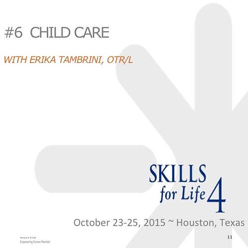 2015 SFL4 #6: Child Care