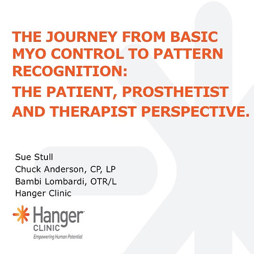 2018 SFL5 #25: Journey from Basic Myo to Pattern Recognition