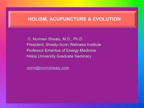 2019 AAMA Plenary #04: C Norman Shealy, MD, PhD
