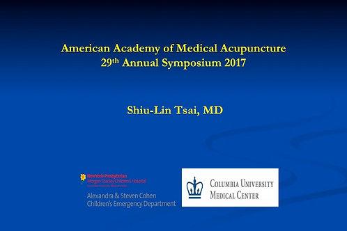 2017 AAMA Research Paper: Shiu-Lin Tsai, MD