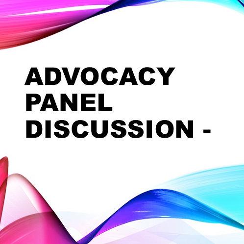 2018 SFL5 #14: Advocacy Panel