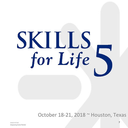 2018 SFL5 Entire Program