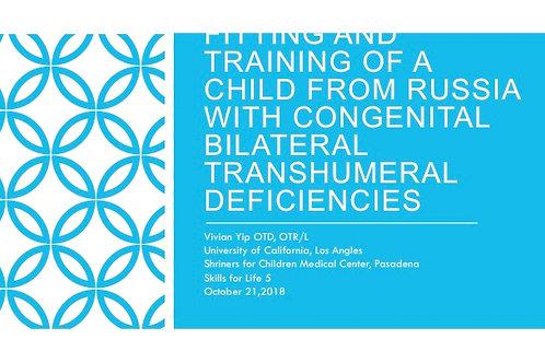 2018 SFL5 #48: Pediatric Case Study