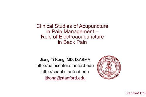 2017 AAMA Plenary #07: Jiang-Ti Kong, MD, DABMA