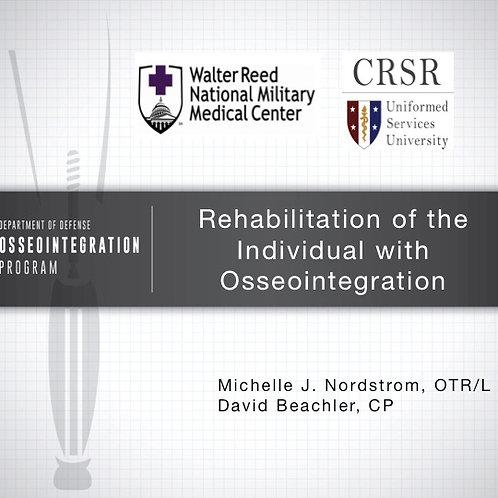 2018 SFL5 #17: Rehabilitation After Transhumeral Osseointegration