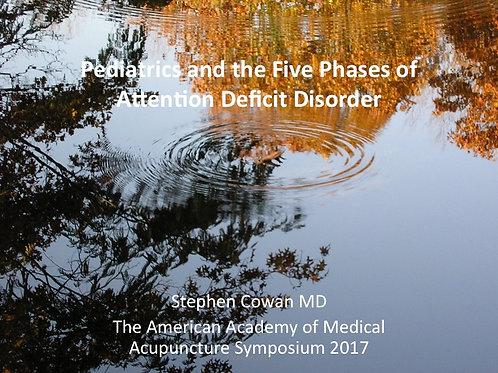 2017 AAMA Plenary #03: Stephen Cowan, MD