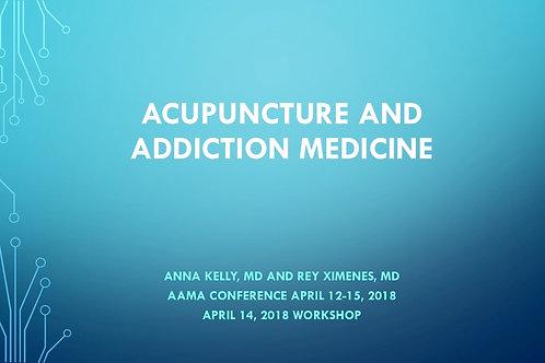 2018 AAMA Breakout #08: Anna Kelly, MD, FAAMA & Rey Ximenes, MD, FAAMA
