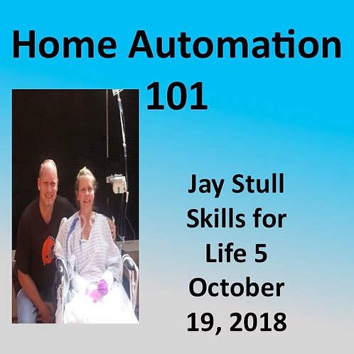 2018 SFL5 #20: Home Automation 101
