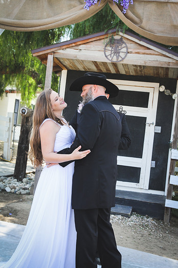 Danyce & Rick: Wedding
