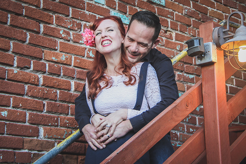 Debbie & Ray: Engagement