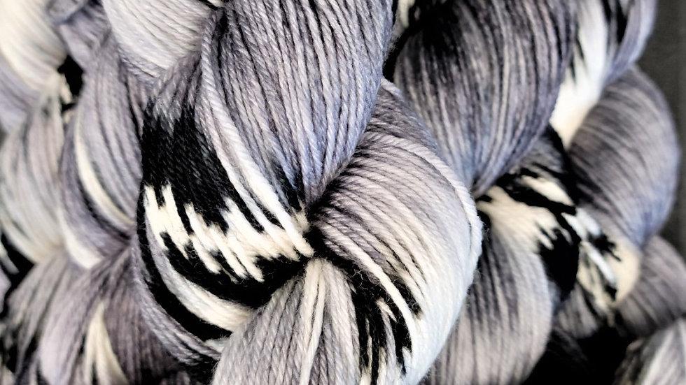 Black/Gray Tones - Tie Dye Series