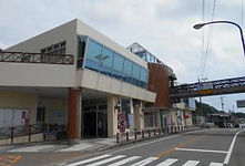 道の駅 笹川流れ夕日会館