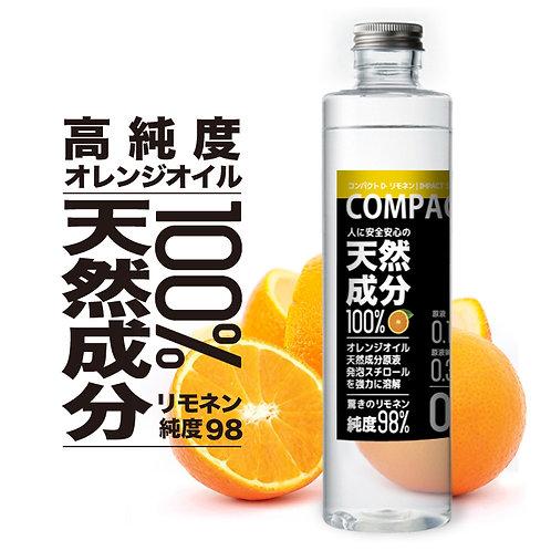 天然成分100% リモネン オレンジオイル | 天然 木製家具 お手入れ  PRO インパクトD- リモネン 原液150ml【プロ用の威力】COM-L-150
