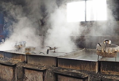 ソルト アンド カフェ 笹川流れ塩工房