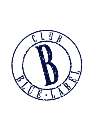 CLUB BLUE LABEL