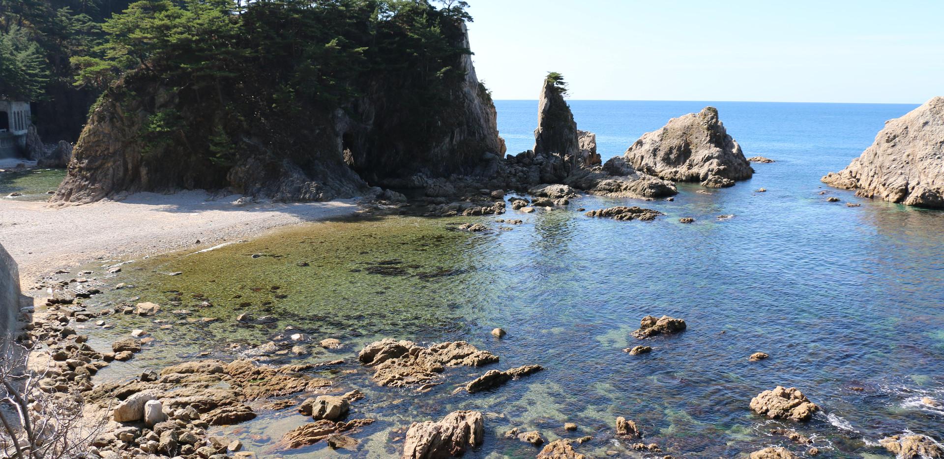 新潟 山北 笹川流れ名将