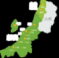 新潟 庄内 地図