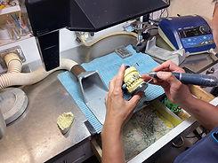 歯科技工士 山崎歯科医院 新潟市 中央区 歯医者 歯科