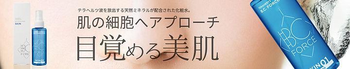 B.C.FORCE ピュア スキン