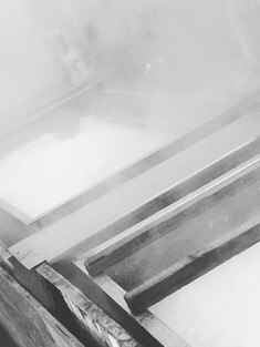 ミネラル工房 新潟 山北 さんぽく 白いダイヤ