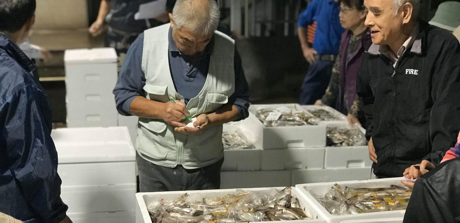 新潟 山北 海釣り 漁港