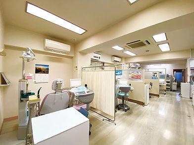 山崎歯科医院 新潟市 中央区 歯医者 歯科 診療ルーム