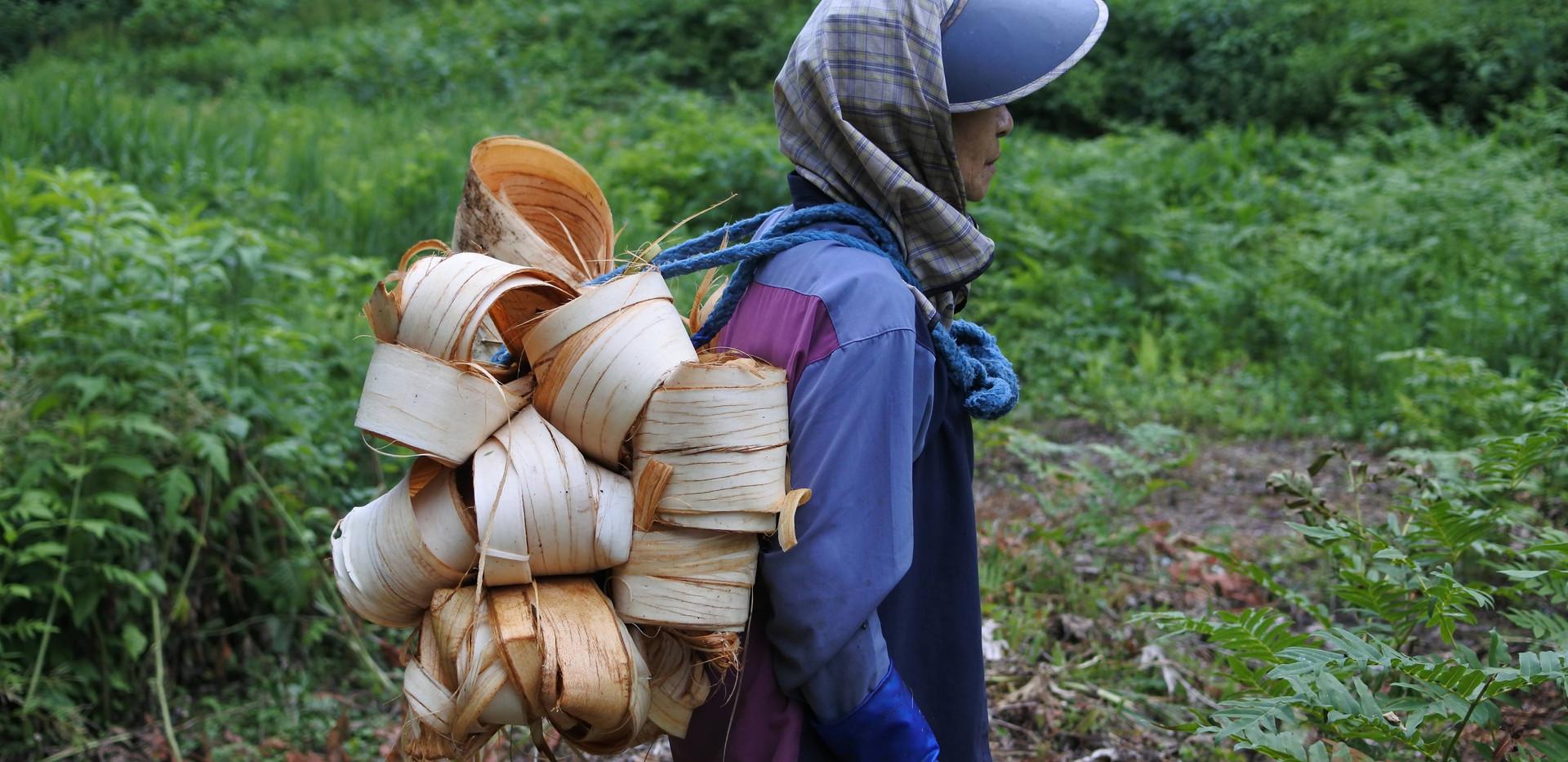 新潟 山北 マタギ文化