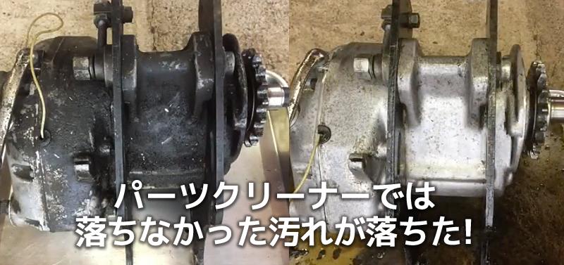 インパクトクリーナー | 油汚れ洗剤・多用途洗剤