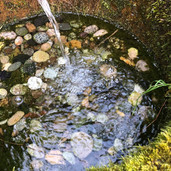 新潟 山北 四十手清水