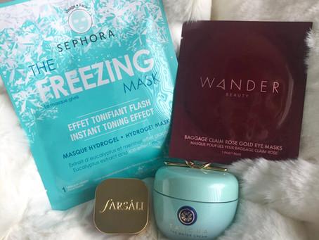 My Skincare Travel Essentials