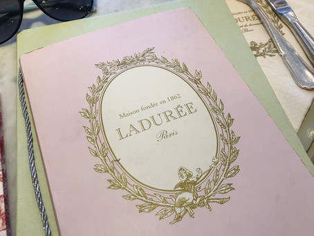 Experience at Laduree DC