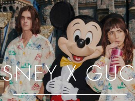 Top 5 Favorites From The DisneyXGucci collection
