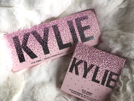 Kylie Cosmetics Xmas Review