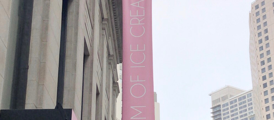 Experiencing the Museum Of Ice Cream in San Francisco