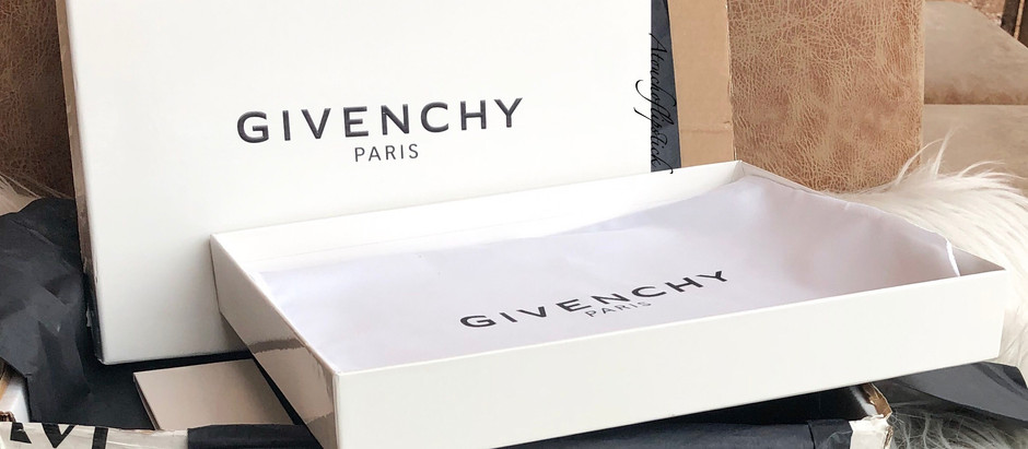 Givenchy Pouch Unboxing