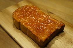 Orange Jam Toast