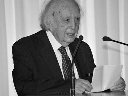 Συλλυπητήρια Συμμαχίας Πολιτών για τον θάνατο του Βάσου Λυσσαρίδη