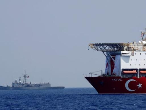 Τουρκική στρατηγική στη Μεσόγειο και προκλητικότητα
