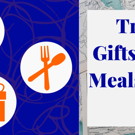 Travel, Gifts, and Meals, Oh My!