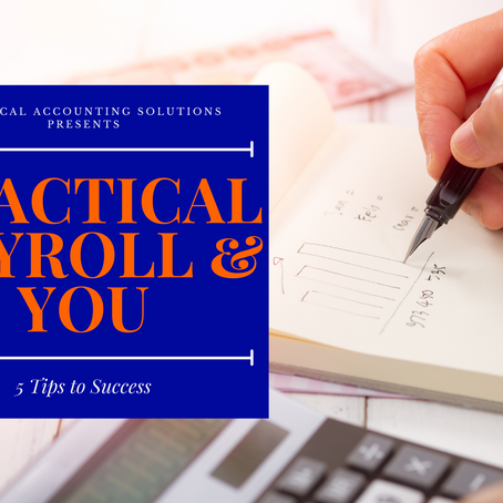Practical Payroll & You
