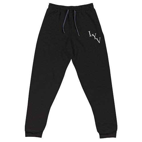 LYV Unisex Joggers (Embroidered)