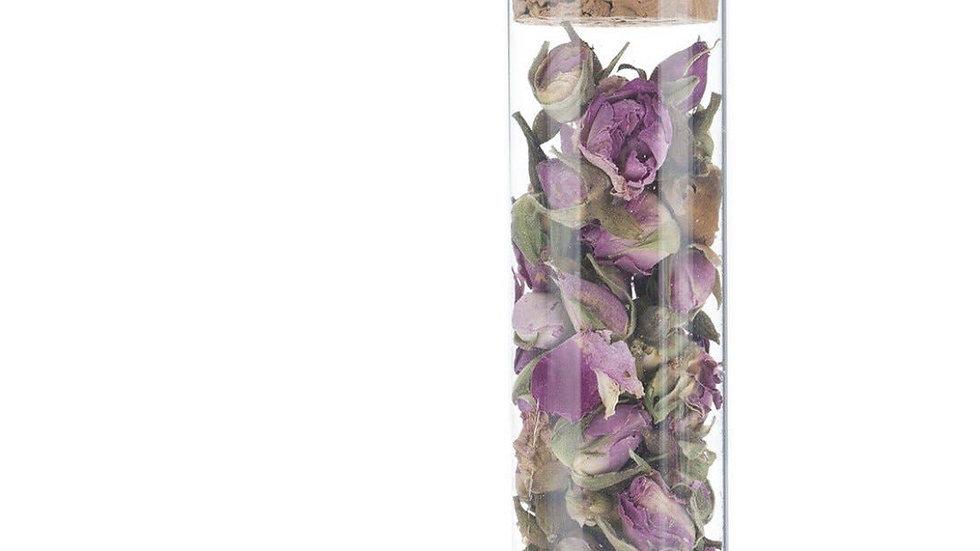 Renewing Rose bud flowering tea