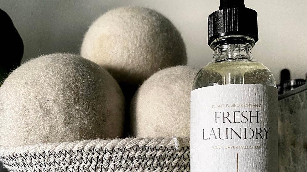 Fresh laundry spritz