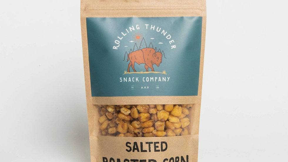 Rolling Thunder Salted Toasted Corn
