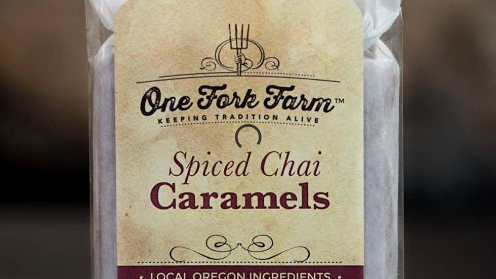 Spiced Chai Caramels