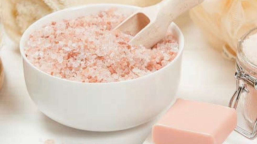 Lavender, Sage, & Rosemary sugar scrub