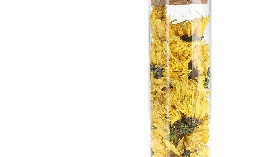 Flowering Chrysanthemum tea